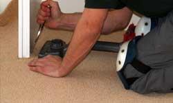 Carpet Stretching & Repair