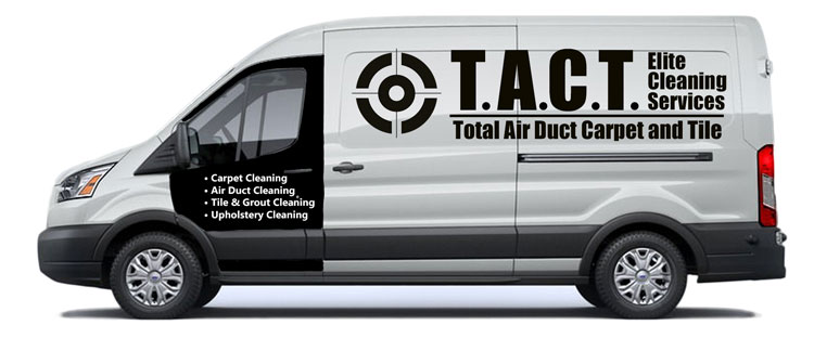 T.A.C.T. Cleaning Van